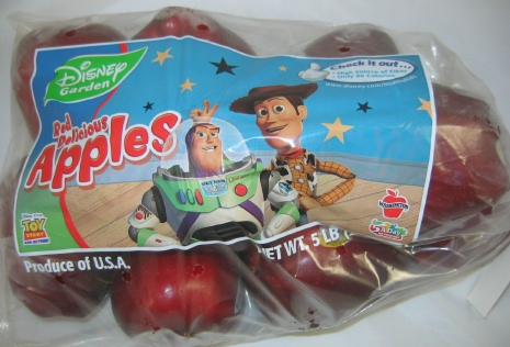Disney Apples