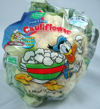 Disney Cauliflower