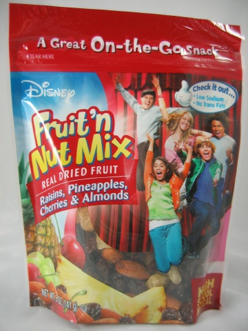 Disney Dried Fruit