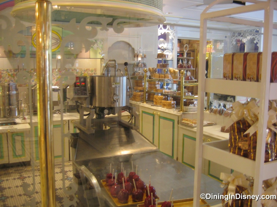Main Street Confectionery - Walt Disney World - Magic Kingdom