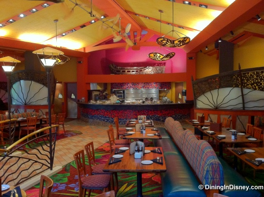 Free Disney Dining Plan 2012 Image